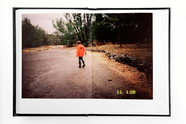 ari marcopoulos now is forever book