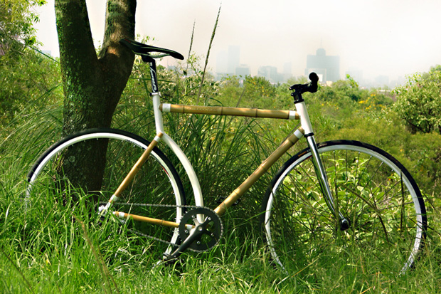 bamboocycle uh 02 bicycle Bamboocycle UH 02 Bicycle