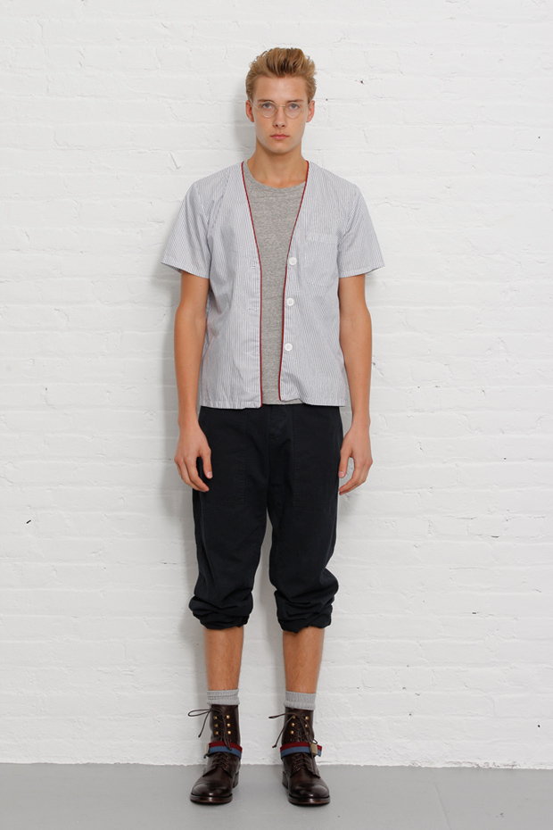 band of outsiders 2011 spring rtw collection