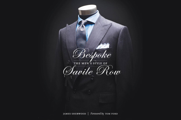 bespoke the mens style of savile row book