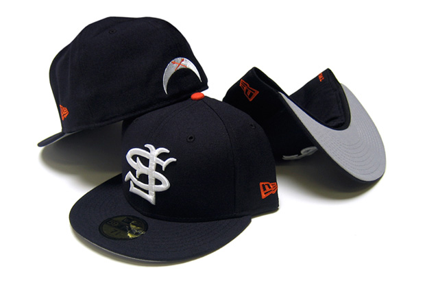 black scale x true native leagues project new era 59fifty fitted cap