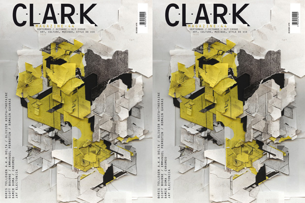 clark magazine issue no 44 featuring delta 2