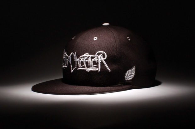 clout x elm company for benny diar death cheater fitted cap