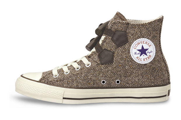 9696c5758709 Converse Japan combine a classic inspiration with their latest Chuck Taylor  All Star. The Duffel Coat ...
