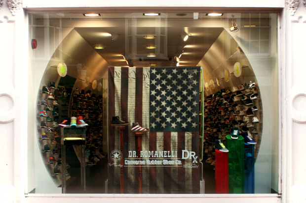 dr romanelli x converse born in the usa collection release