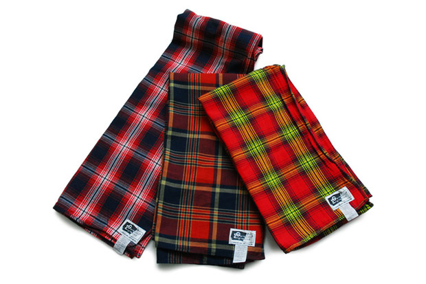 engineered garments 2010 fallwinter scarves