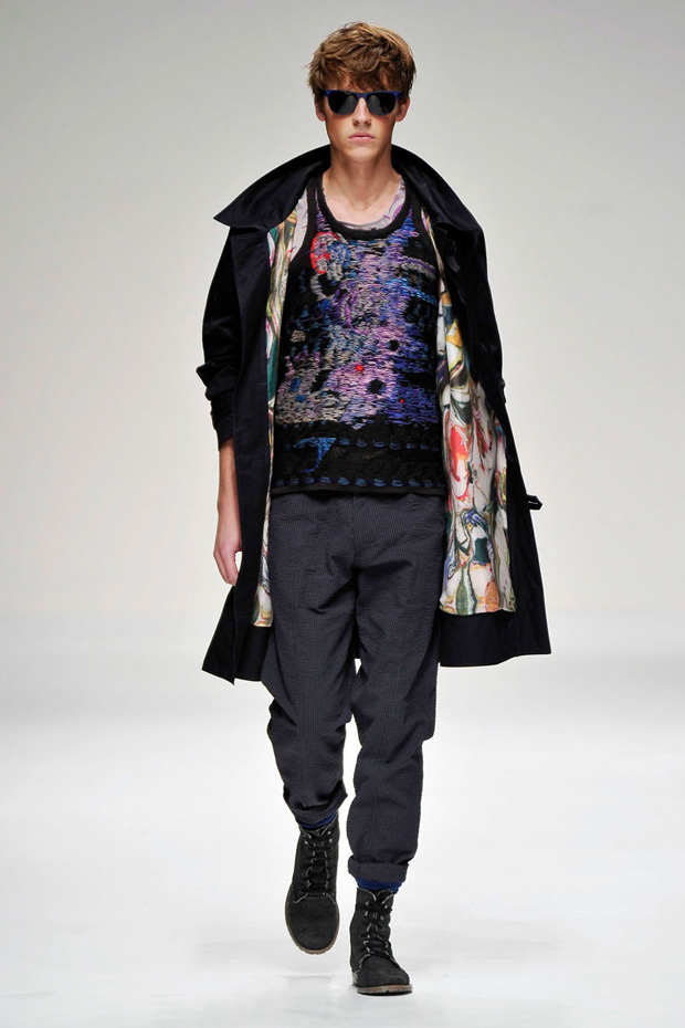 james long 2011 spring summer 3 James Long 2011 Spring/Summer Collection
