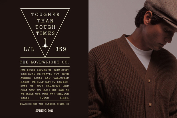 the lovewright co 2011 spring preview