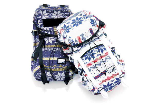 master piece 2010 fallwinter nordic backpack