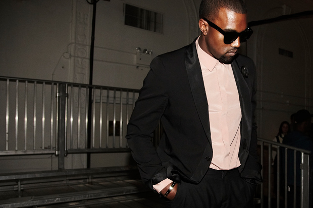 mr west is in the building