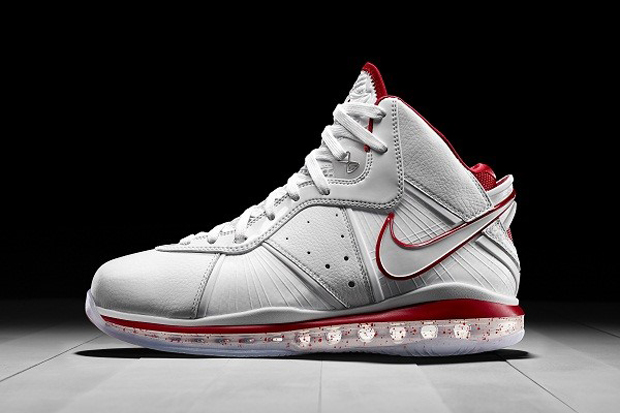 "3f00e4be176a Images of the Nike Air Max LeBron VIII ""China"" edition have surfaced"