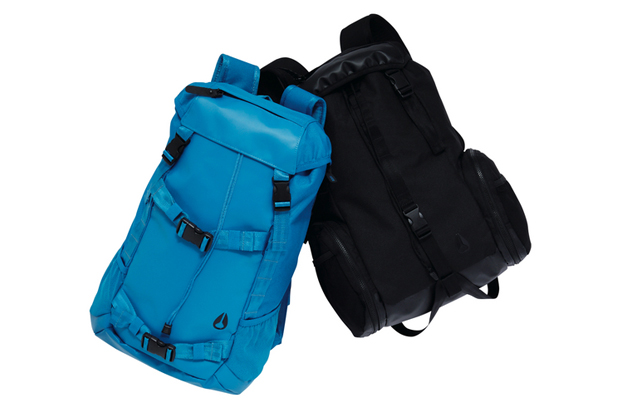 nixon 2010 fallwinter backpacks