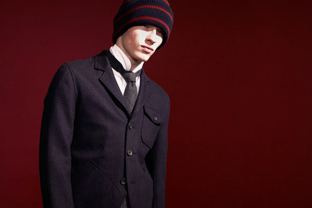oliver spencer 2010 fallwinter collection