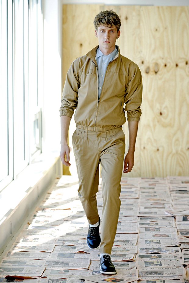 patrik ervell 2011 springsummer collection
