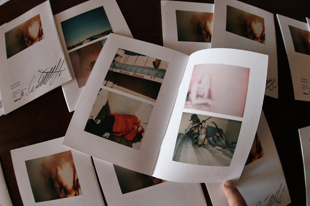 polaroids by erik brunetti zine 1 Polaroids by Erik Brunetti Zine