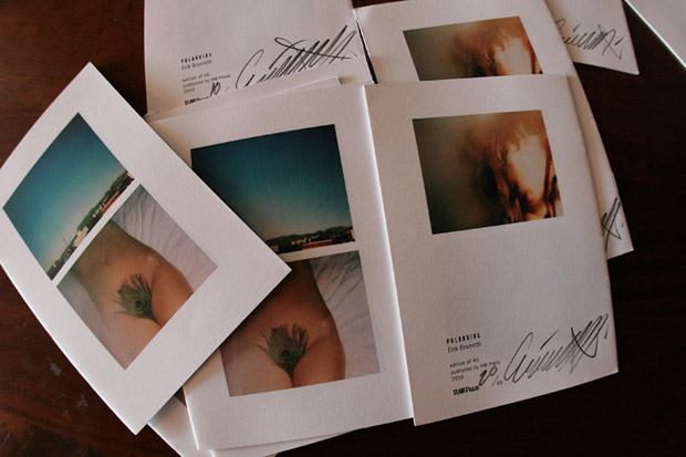 polaroids by erik brunetti  zine 3 Polaroids by Erik Brunetti Zine