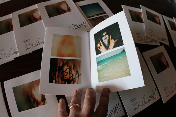 polaroids by erik brunetti  zine 4 Polaroids by Erik Brunetti Zine