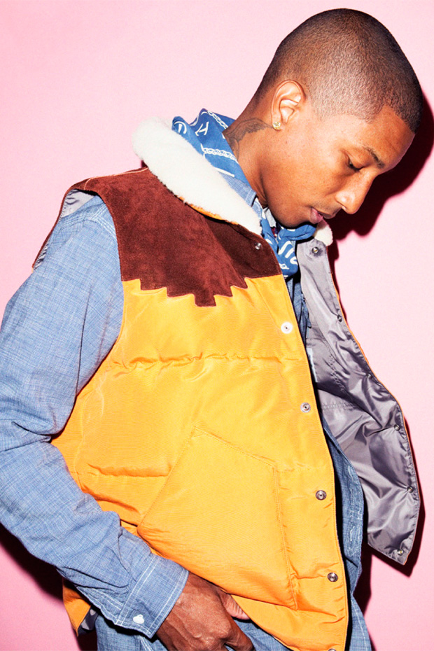 rollacoaster issue one 3 ROLLACOASTER Issue No. 1 featuring  Pharrell Williams