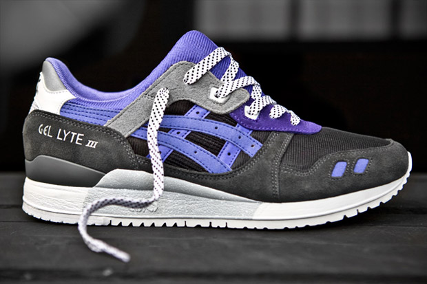 "54d0259cbaa9 The Sneaker Freaker x ASICS GEL-LYTE III ""Alvin Purple"" will release on  October 1st with more details via a feature seen here."