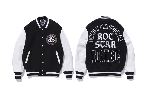 stussy x roc star 2010 fall capsule collection 0 Stussy x ROC STAR 2010 Fall Capsule Collection