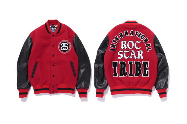 stussy x roc star 2010 fall capsule collection