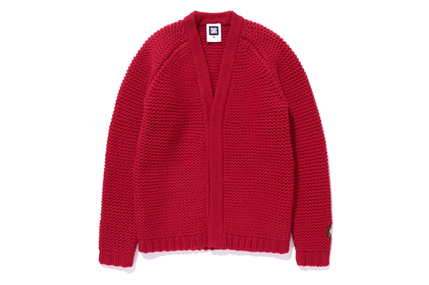 swagger fisherman cardigan