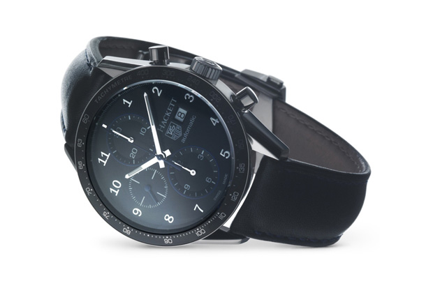 tag heuer for hackett london carrera watches