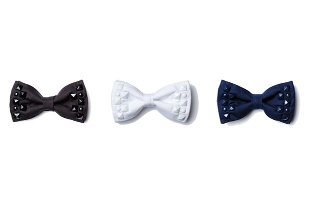 uniform experiment studs bow tie uniform experiment 2010 Fall/Winter STUDS BOW TIE