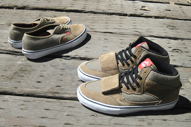 vans vault x knoll 2010 fall mountain edition lx authentic lx
