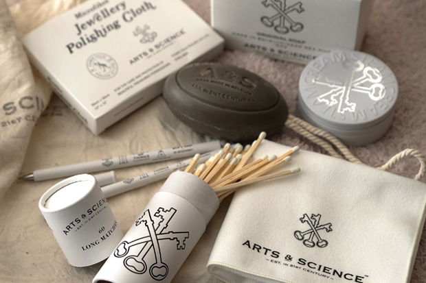 arts science over the counter collection