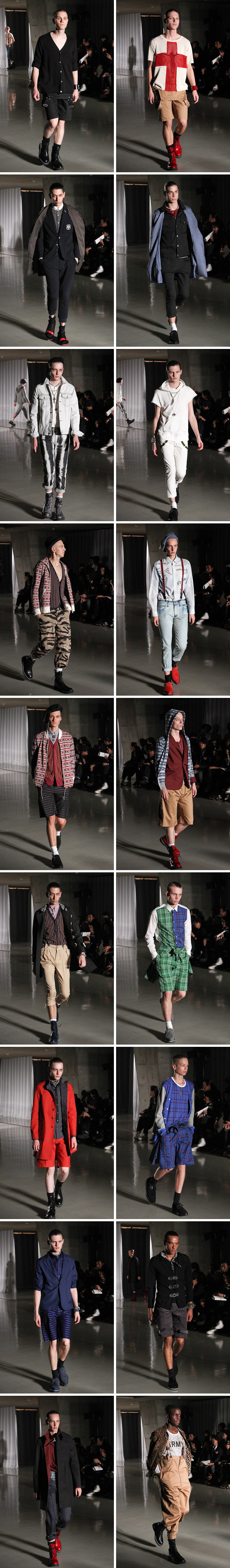 discovered 2011 springsummer four you collection