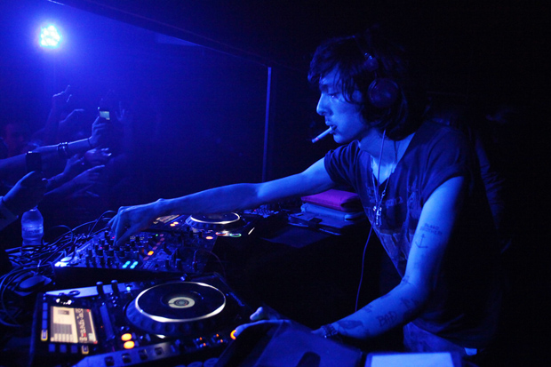 ed banger records present cassius the rawkers ep release party recap