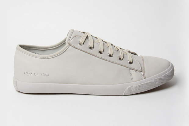 evisu x common projects 2010 fallwinter footwear collection