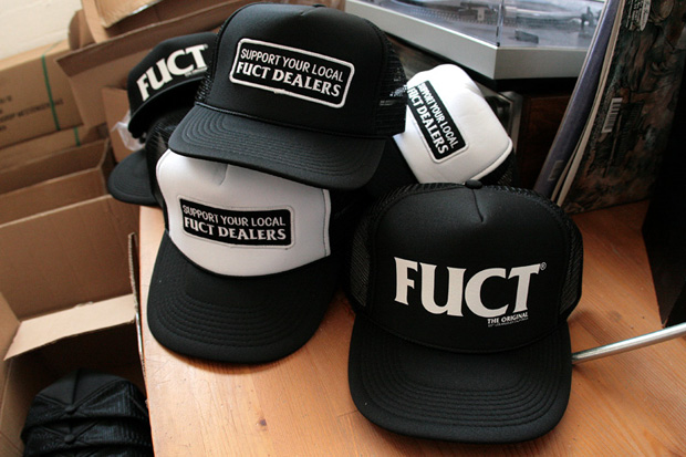 fuct 2010 fallwinter organized sports collection
