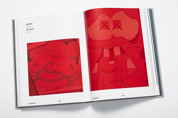 kaws book further look 5 KAWS Book Further Look