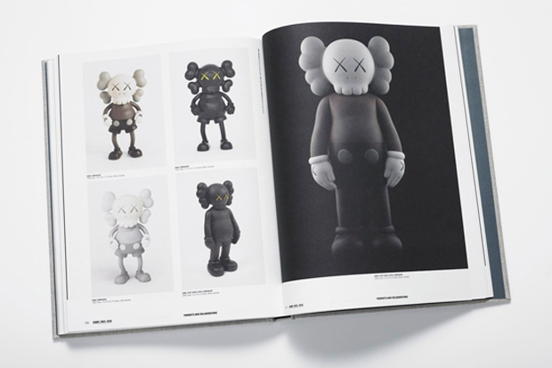 kaws book further look 6 KAWS Book Further Look