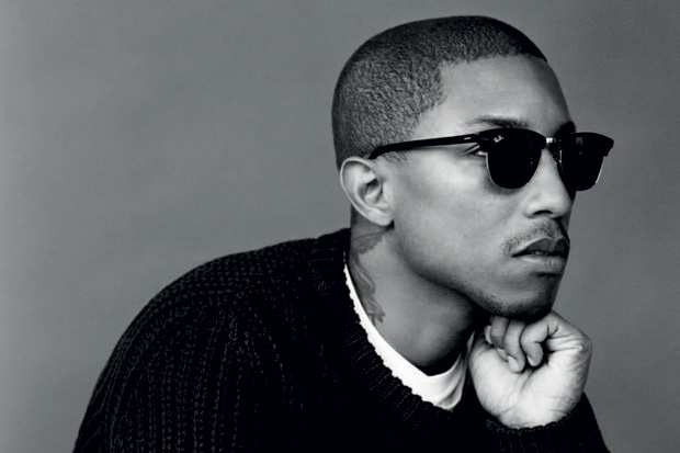 man about town 2010 fallwinter issue feat pharrell williams 0 Man About Town 2010 Fall/Winter Issue feat. Pharrell Williams