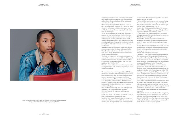 man about town 2010 fallwinter issue feat pharrell williams 3 Man About Town 2010 Fall/Winter Issue feat. Pharrell Williams