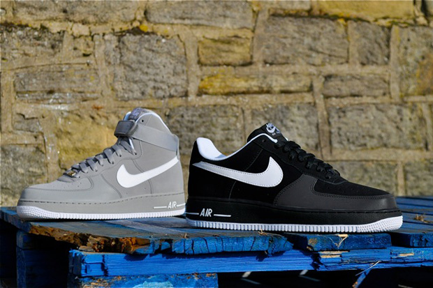 big sale 368ff ac8bf Set to hit stores starting this week, Nikes Air Force 1 ...