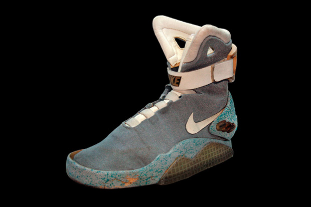 "nike air mag marty mcfly auction Nike Air Mag ""Marty McFly"" Auction"