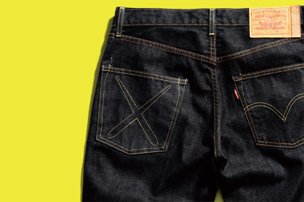 originalfake x levis 2010 fallwinter denim collection