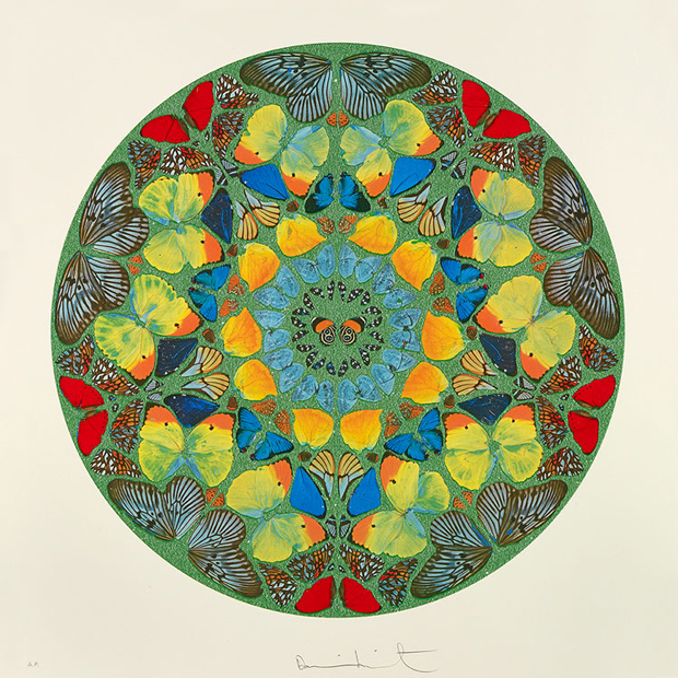 other criteria x colette damien hirst prints