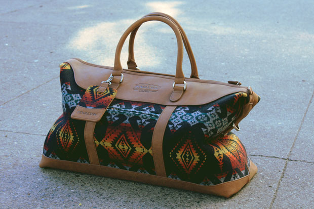 7e86b7761506 Pendleton release a new weekender bag for October