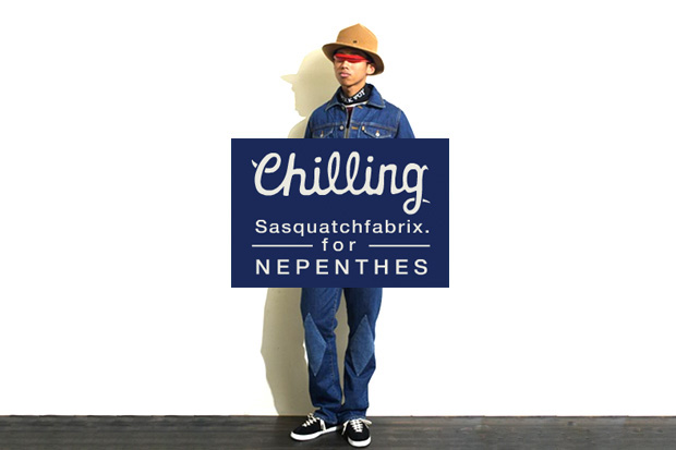 sasquatchfabrix for nepenthes chilling collection