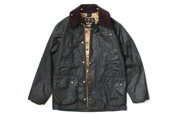 sophnet x barbour 11th anniversary item bedale
