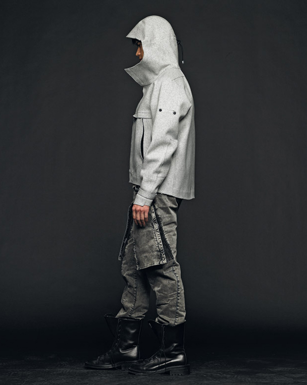 stone island shadow project 2010 fallwinter lookbook 3 Stone Island Shadow Project 2010 Fall/Winter Lookbook