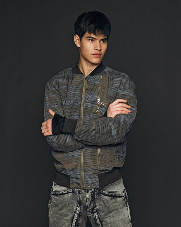 stone island shadow project 2010 fallwinter lookbook 4 Stone Island Shadow Project 2010 Fall/Winter Lookbook
