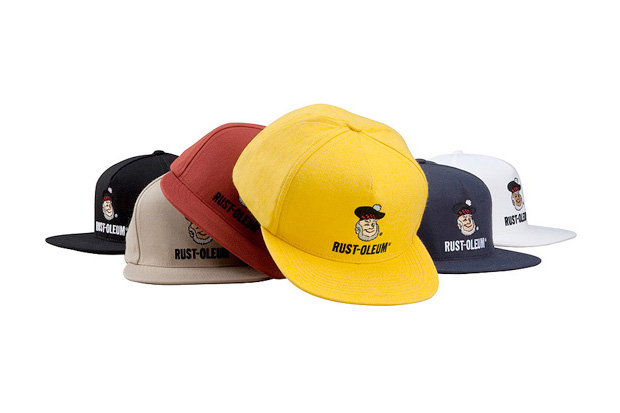 supreme x rust oleum collection a closer look
