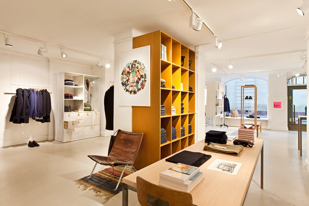 welcome stockholm store opening