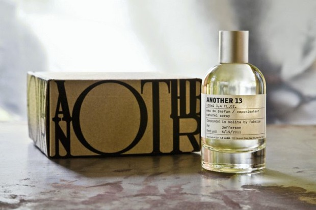 another magazine x perfumiers le labo another 13